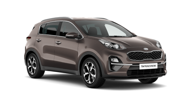KIA SPORTAGE Motability Offer