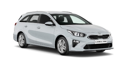 Kia Ceed Sportswagon - Available In Arctic White