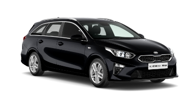 Kia Ceed Sportswagon - Available In Phantom Black