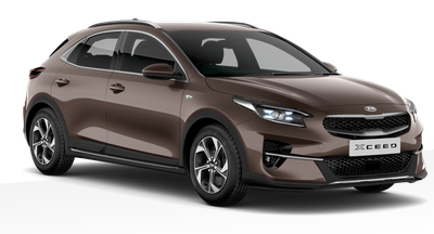 Kia Xceed - Available In Copper Stone