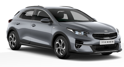 Kia Xceed - Available In Lunar Silver